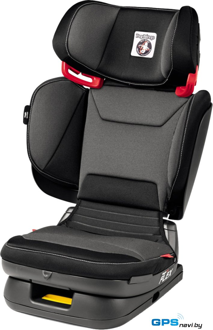 Детское автокресло Peg Perego Viaggio 2/3 Flex Crystal Black