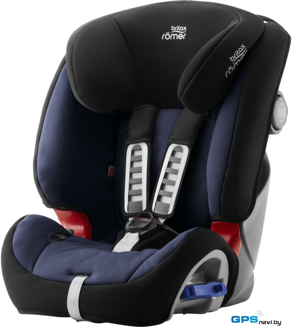 Детское автокресло Britax Romer Multi-Tech III (moonlight blue)