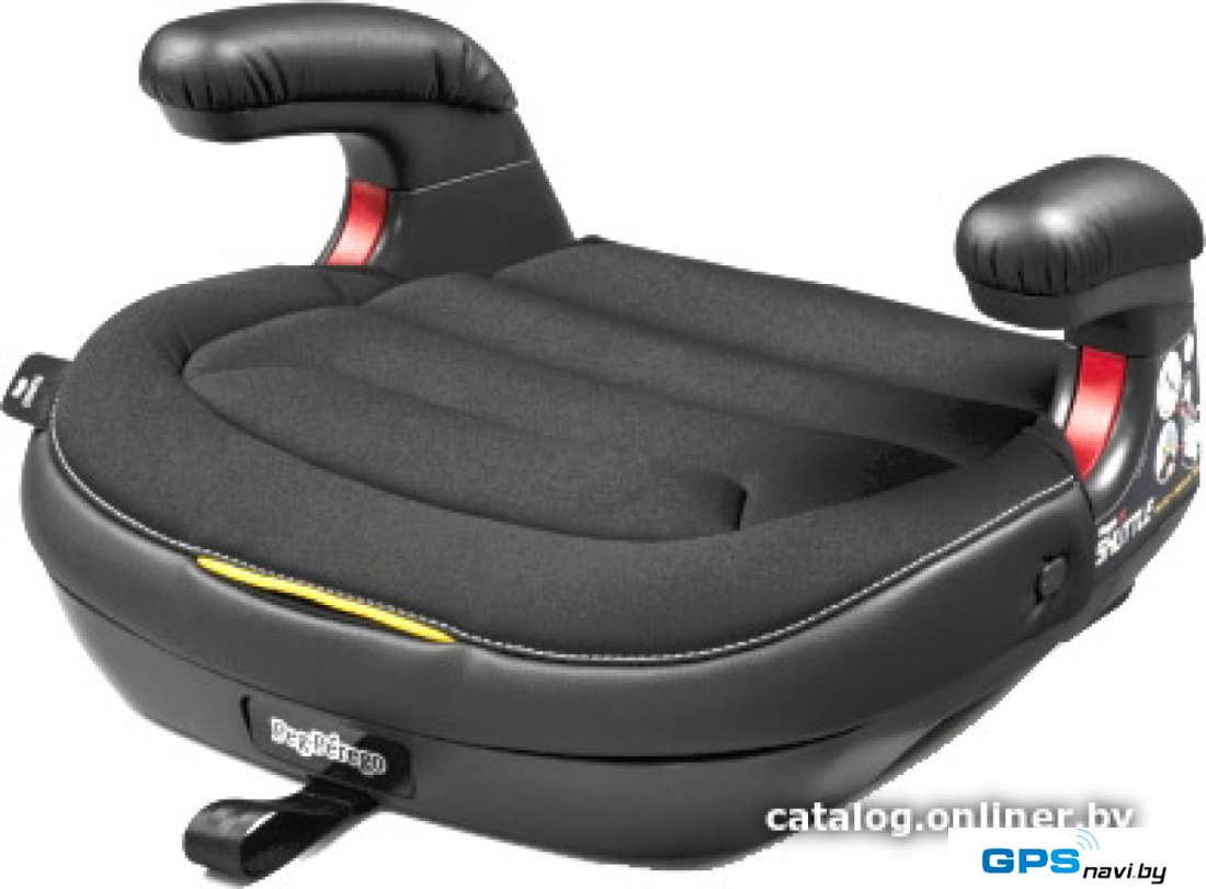 Детское сиденье Peg Perego Viaggio 2-3 Shuttle Licorice