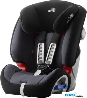 Детское автокресло Britax Romer Multi-Tech III (storm grey)