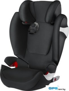 Детское автокресло Cybex Solution M-Fix (lavastone black)