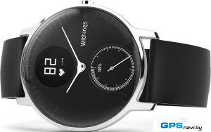 Умные часы Withings Steel HR 36mm Black