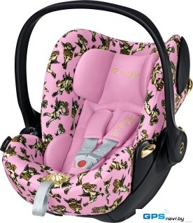 Детское автокресло Cybex Cloud Q (Cherub Pink by Jeremy Scott)