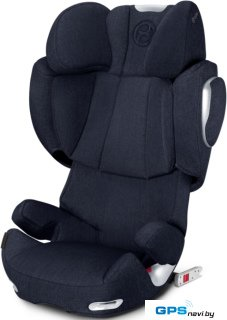 Детское автокресло Cybex Solution Q3-Fix Plus (midnight blue)