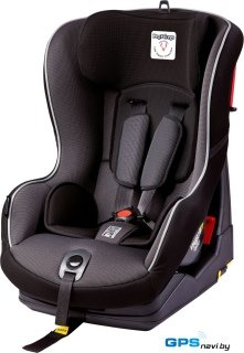 Детское автокресло Peg Perego Viaggio1 Duo Fix K TT Black